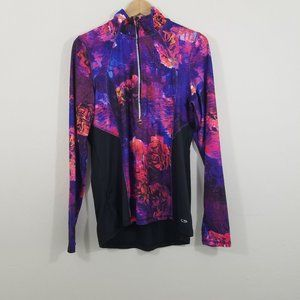 Champion Running Reflective Athletic Top L